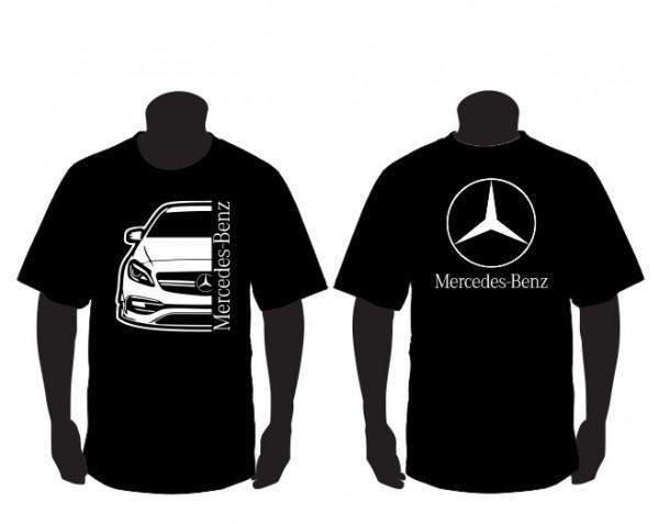 T-shirt para Mercedes a45