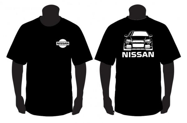 Imagens T-shirt para Nissan GTR R34