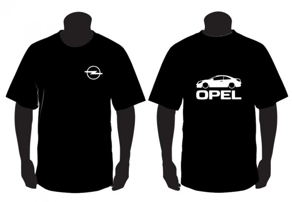 Imagens T-shirt para Opel Astra Twin Top Cabrio