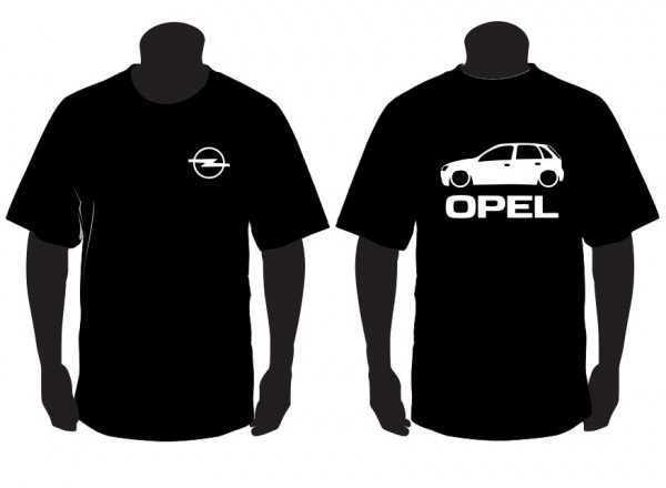 Imagens T-shirt para Opel Corsa C
