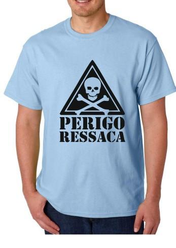 Imagens T-shirt  - Perigo Ressaca