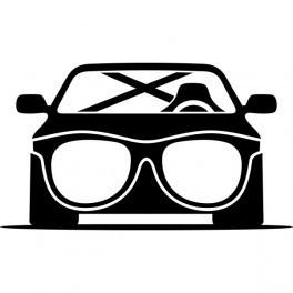 Autocolante - Car Look