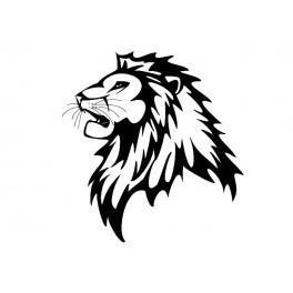 Autocolante - Leão