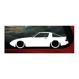 Autocolante - Mazda RX7