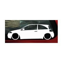 Autocolante - Renault Megane II