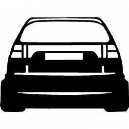 Autocolante - Seat Ibiza 6K