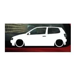 Autocolante - Volkswagen Polo 6N