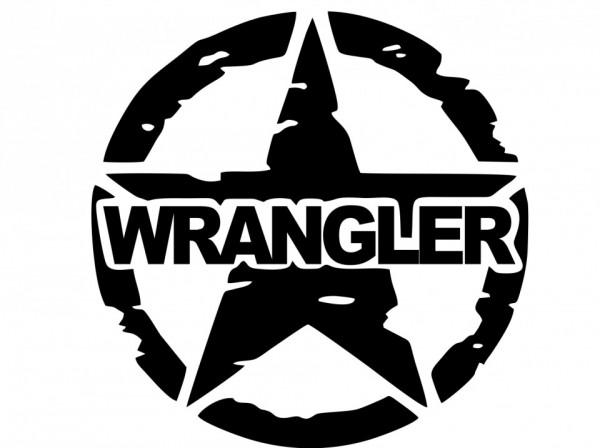Autocolante Wrangler