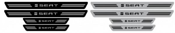 Imagens Autocolantes para Soleiras estilo Seat