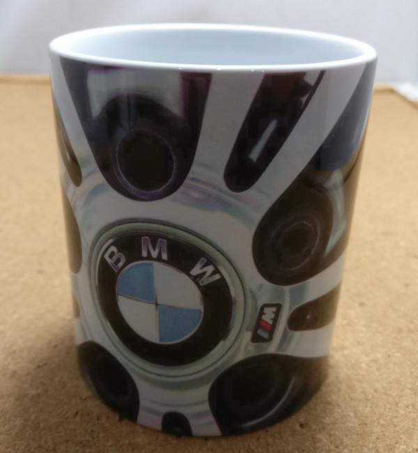 Imagens Caneca com BMW (Jante)