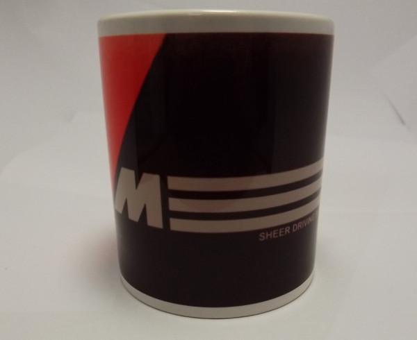 Caneca com BMW ///M