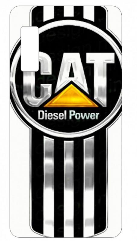 Imagens Capa de telemóvel com CAT  Diesel Power