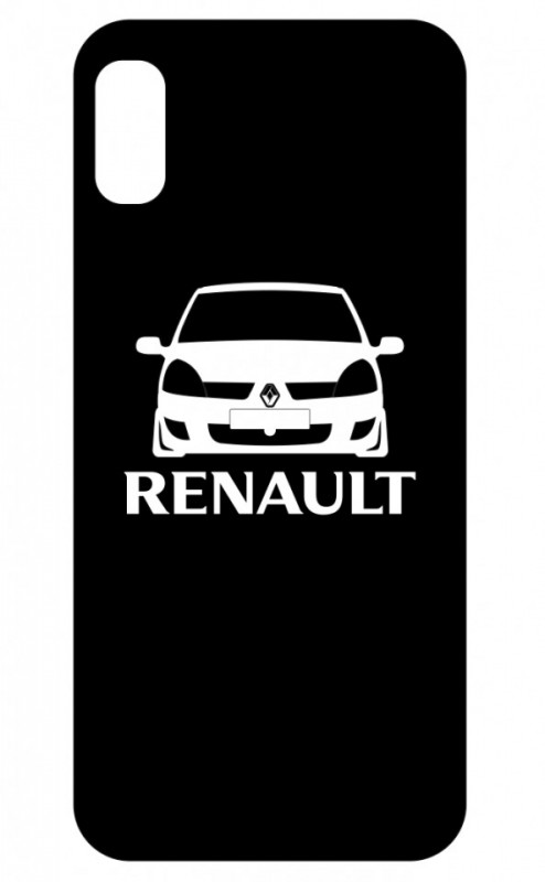 Imagens Capa de telemóvel com Renault Clio Fase 2 Facelift