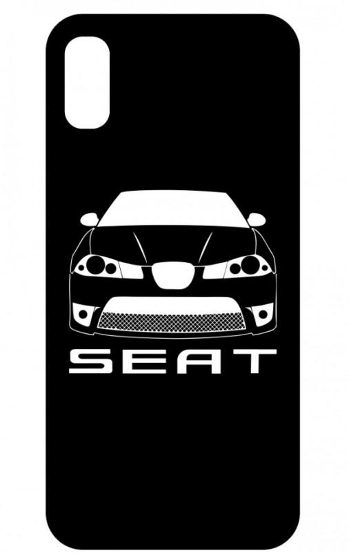 Imagens Capa de telemóvel com Seat Ibiza 6L