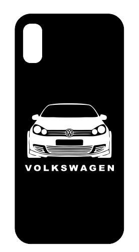 Imagens Capa de telemóvel com Volkswagen Golf 6