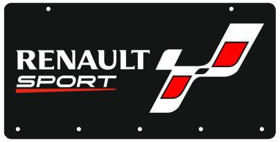 Imagens Chaveiro em Acrílico com Renault Sport