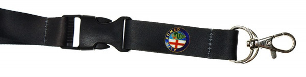 Fita Porta Chaves Para Alfa Romeo