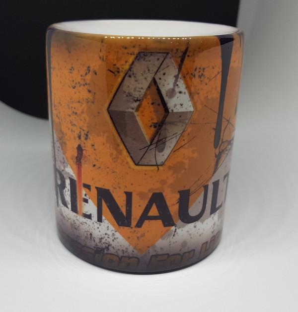 Mealheiro com Renault