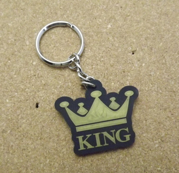 Imagens Porta Chaves - King