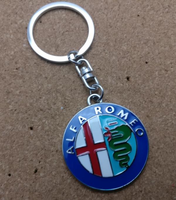 Porta Chaves para Alfa Romeo