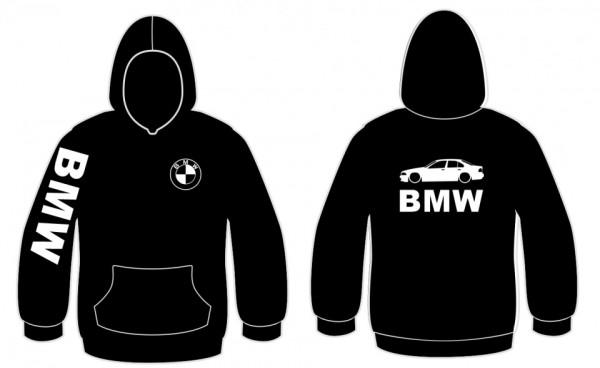 Sweatshirt com capuz para BMW E39