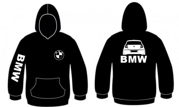 Sweatshirt com capuz para BMW E81
