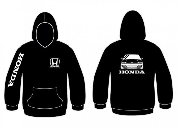 Imagens Sweatshirt com capuz para Honda Civic CRX