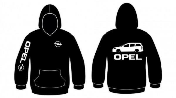 Imagens Sweatshirt com capuz para Opel Astra G Caravan