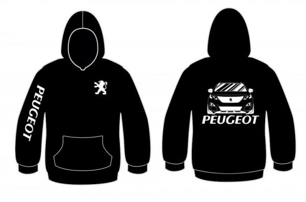Imagens Sweatshirt com capuz para Peugeot 3008