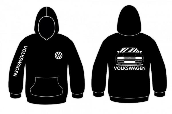Imagens Sweatshirt com capuz para Volkswagen Corrado