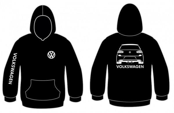 Imagens Sweatshirt com capuz para Volkswagen Golf VII