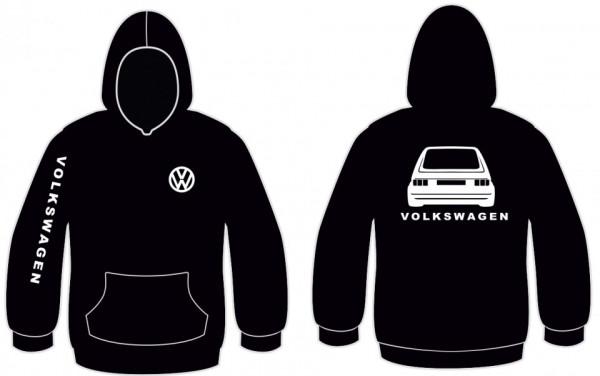 Imagens Sweatshirt com capuz para VW Golf 1