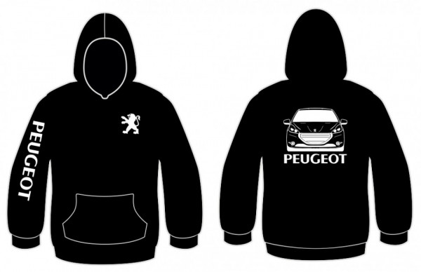Imagens Sweatshirt para Peugeot 208