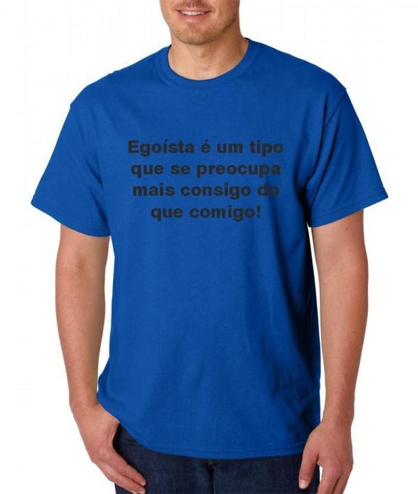 Imagens T-shirt  - Egoista