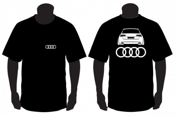 Imagens T-shirt para Audi A6 C7