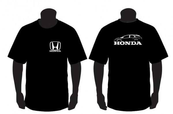 Imagens T-shirt para honda civic 9 gen