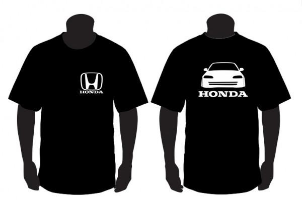 Imagens T-shirt  para Honda Civic EG Sedan