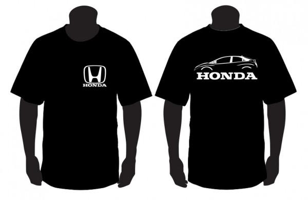 Imagens T-shirt para Honda Civic FB
