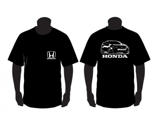 Imagens T-shirt para Honda Civic FK8