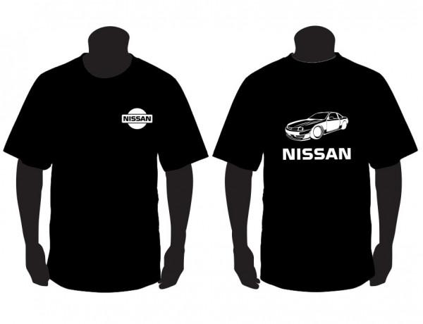 Imagens T-shirt para Nissan Silvia S14