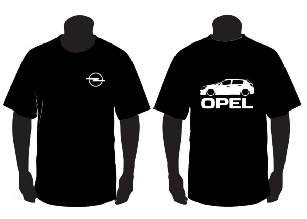 Imagens T-shirt para Opel Astra J