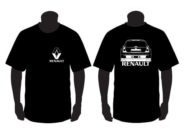 T-shirt para Renault Clio 2 V6