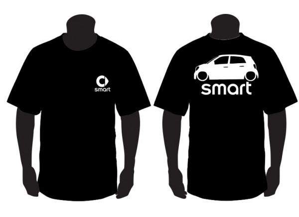 T-shirt para Smart For Four