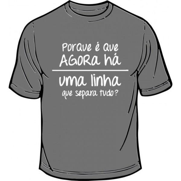Imagens T-shirt - Porque é que agora há uma linha que separa tudo ?
