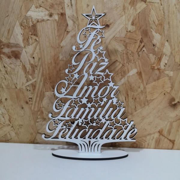 Árvore de Natal com Desejos