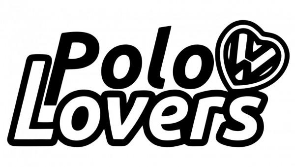 Autocolante com Polo lovers