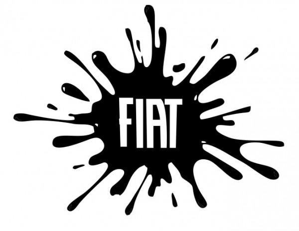 Autocolante - Fiat Splash