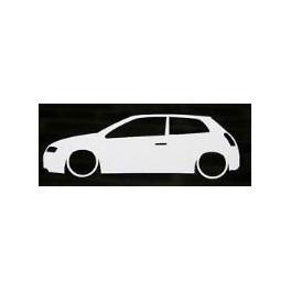 Autocolante - Fiat Stilo