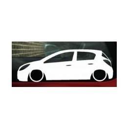 Autocolante - Opel Corsa D 5 Portas