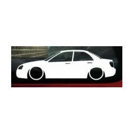 Autocolante - Subaru Impreza